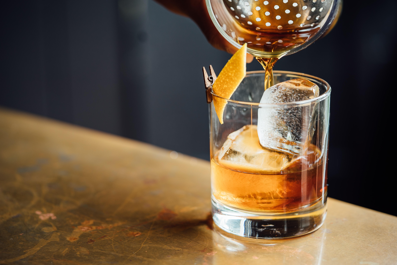 Топ коктейлей с виски