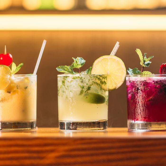 Топ коктейлей с водкой