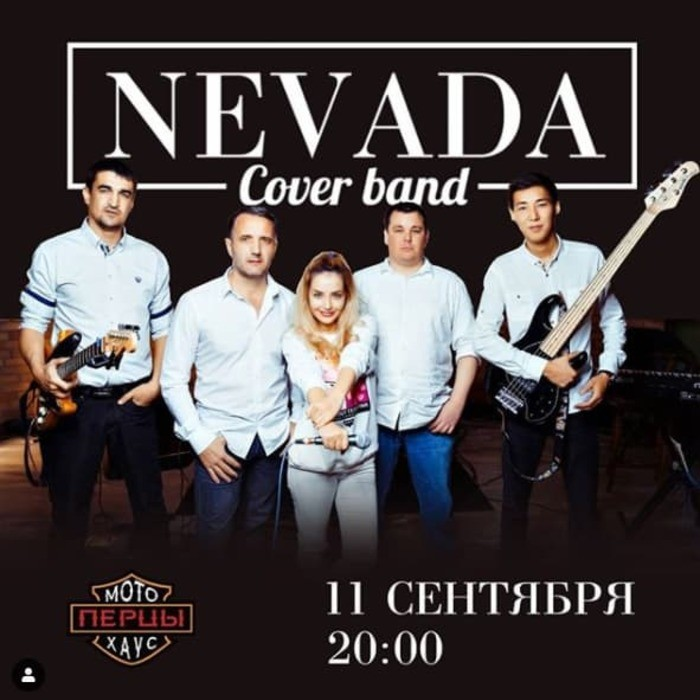"""""""NEVADA"""" Cover Band"""