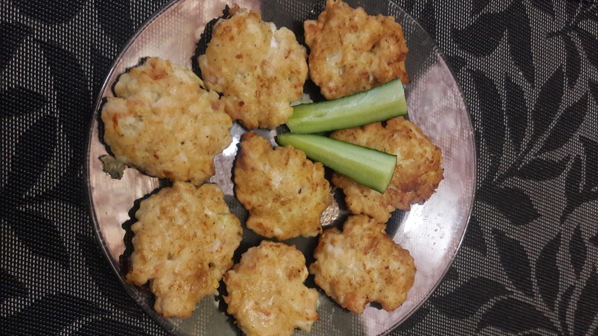 Приготовлю для Вас любимый салатик, холодец, канапе или карзинки : (100)  - 3