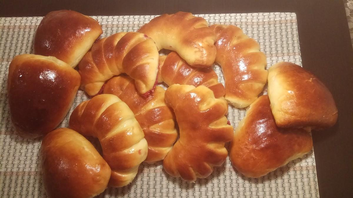 Пирожки печенные: (7)  - 3