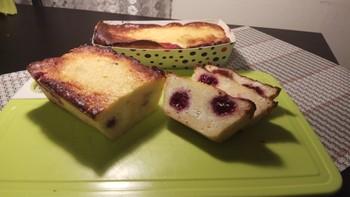 Запеканка творожная с ягодами: (50)