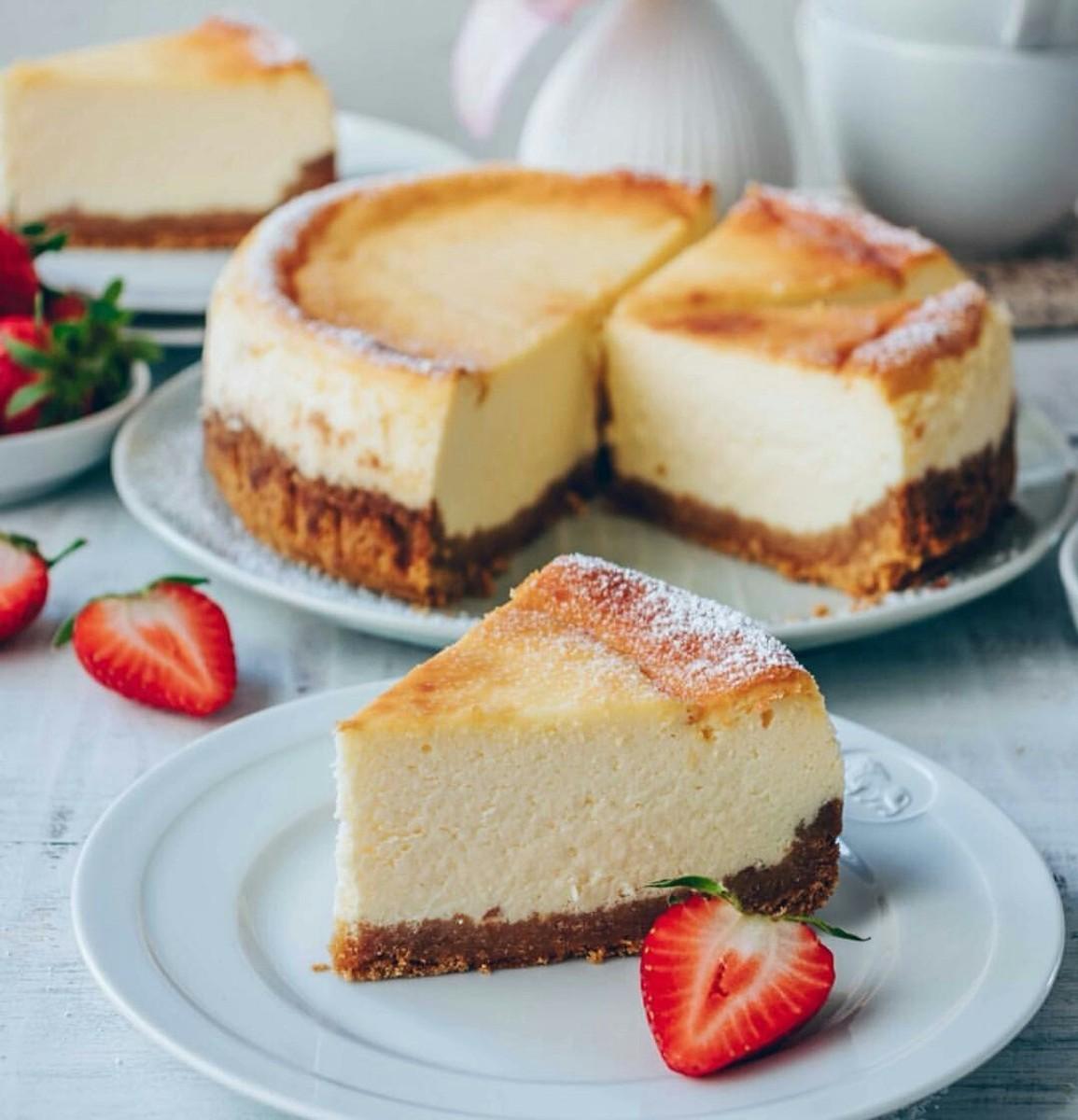 ขนมเค้กเนยแข็ง: (400)  - 2