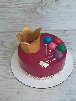 Торт муссовый: (350)