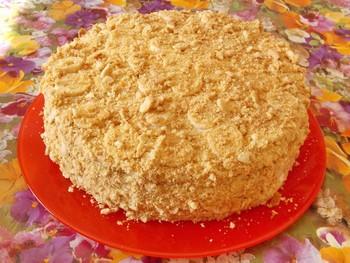 Медівник. Медовий торт: (150)