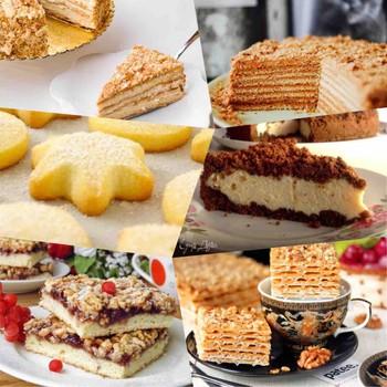 Выпечка пироги торы : (300)
