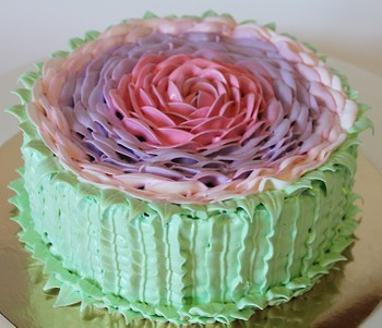 "Торт ""Вишня в шоколаде"": (220) 0"