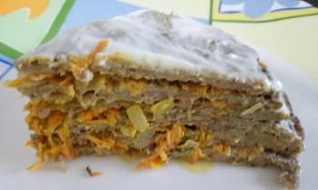 Печеночный торт: (220)