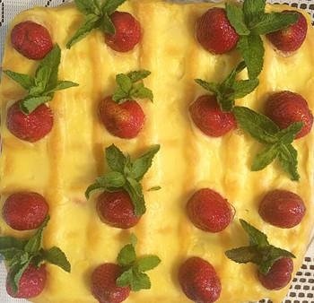 """Торт """"Тропиканка"""": (220)"""