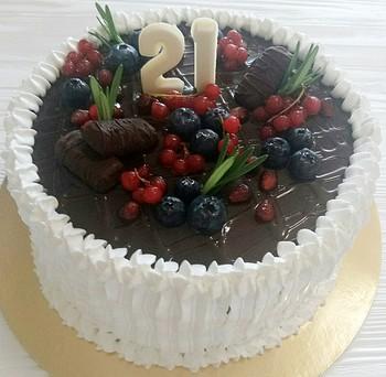 "Торт ""Гиннес"": (250)"