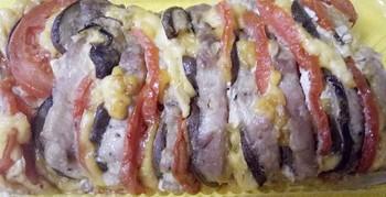 Мясо-гармошка: (380)