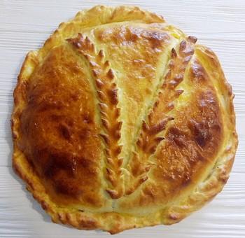 Пирог с капустой: (170)