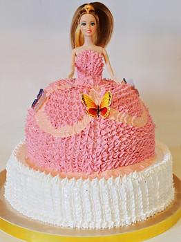 Торт Кукла: (300)
