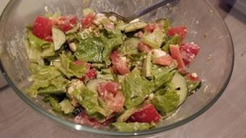 Овощной салат: (30)