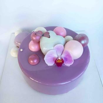 Муссовый торт: (900)