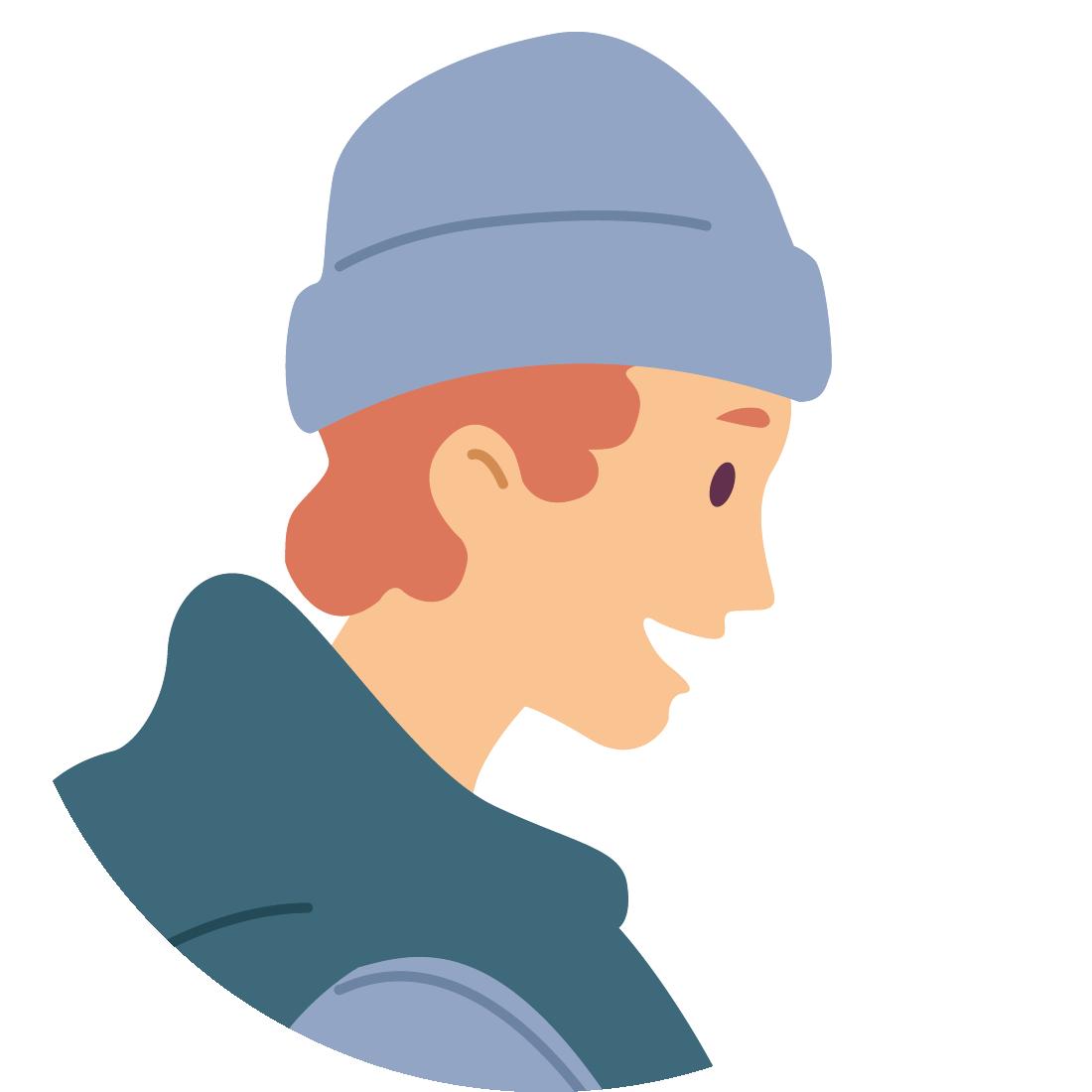 Foto avatar del sito web