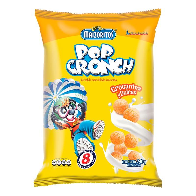 CEREAL POP CRONCH MAIZORITOS 240 GR