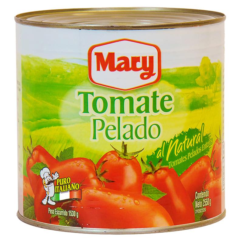 TOMATES MARY 2.5 KG PELADOS