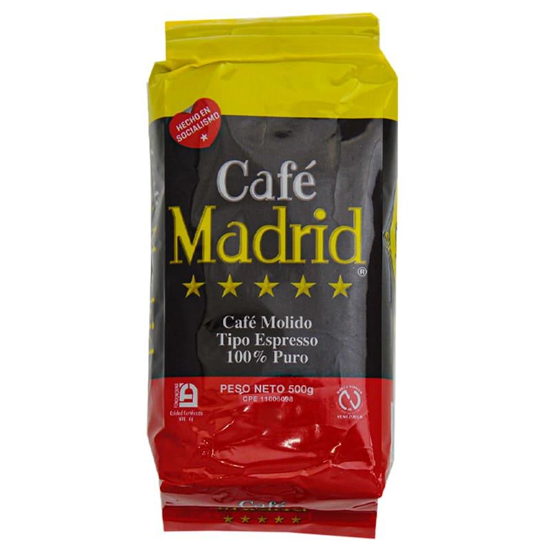 Café madrid 500gr