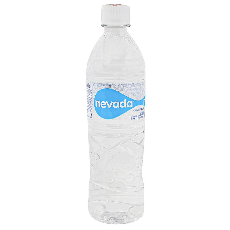 AGUA NEVADA 600 ML
