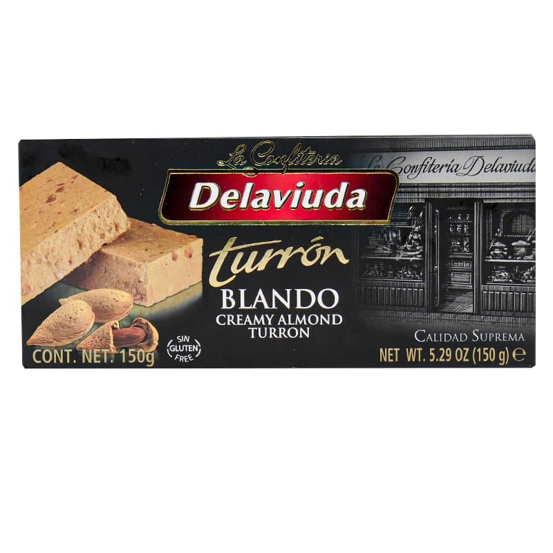 TURRON BLANDO DELAVIUDA 150 GR