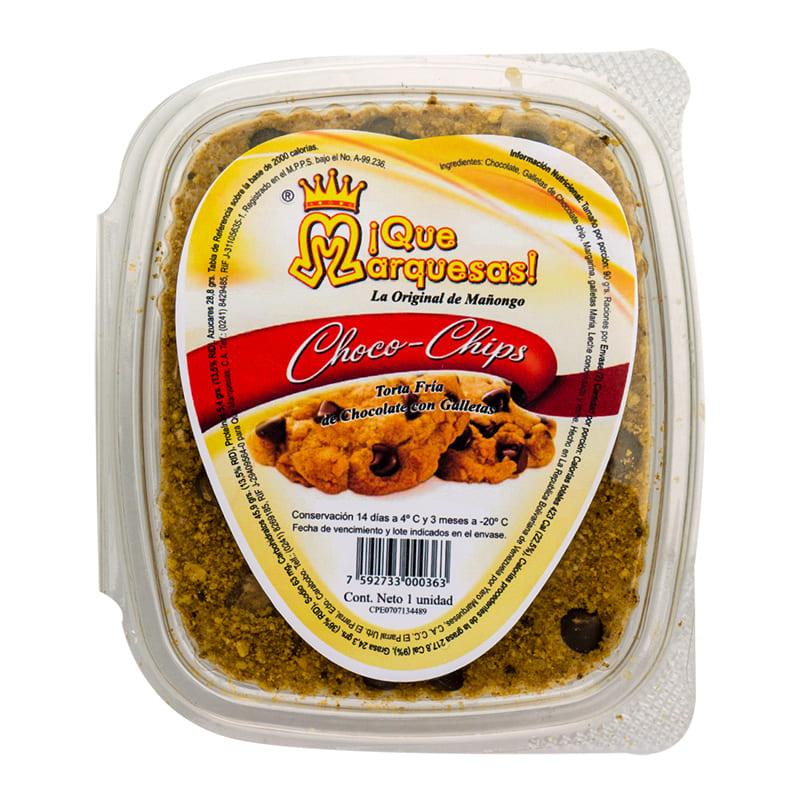 MARQUESA QUE MARQUESAS CHOCO CHIP 190 GR