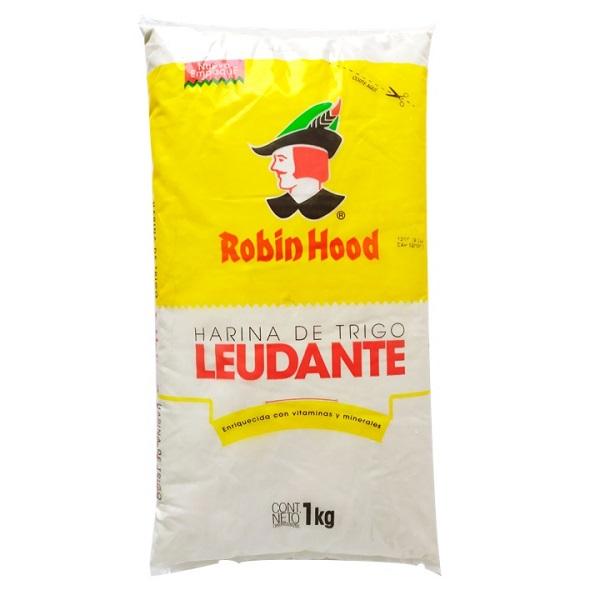 HARINA DE TRIGO LEUDANTE ROBIN HOOD 1 KG