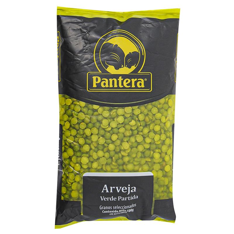 ARVEJAS PARTIDAS PANTERA 500 G