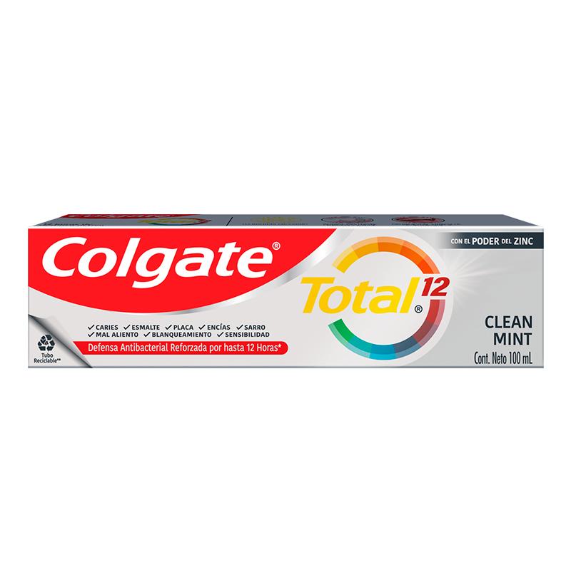 CREMA DENTAL COLGATE TOTAL 12 100 ML