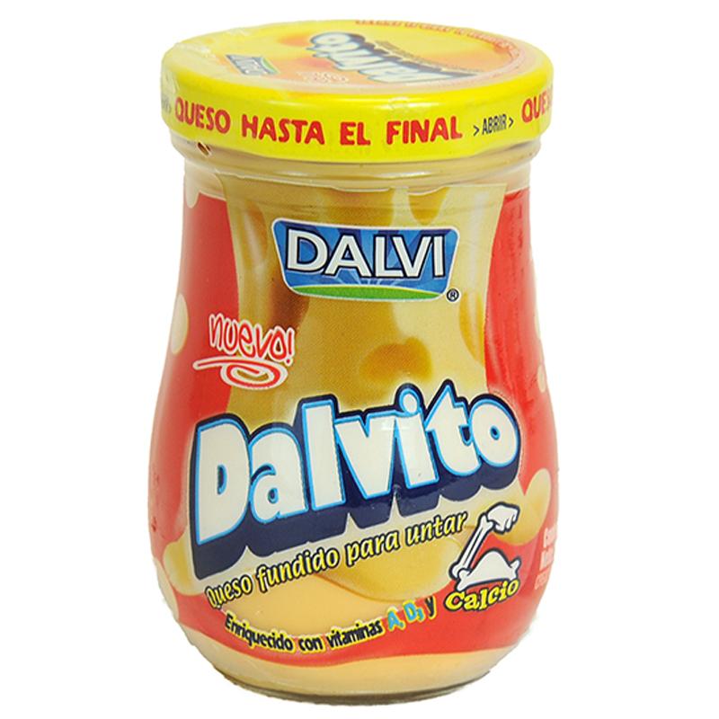 QUESO FUNDIDO DALVITO 200 GR