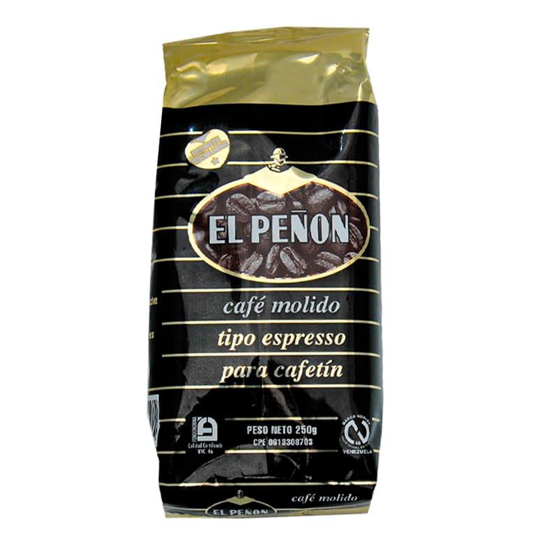 Café el peñon 250gr