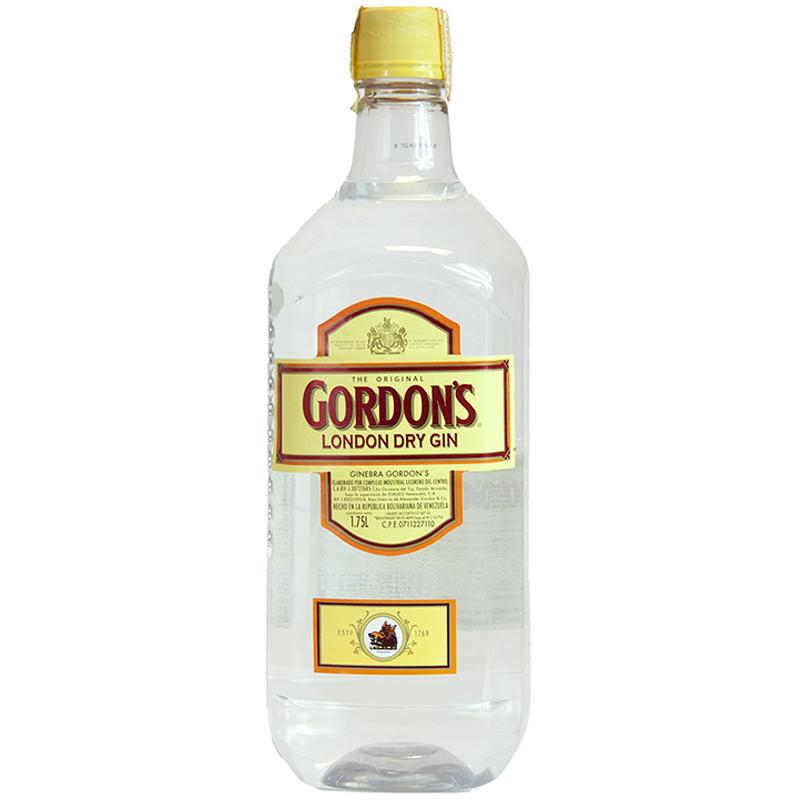 GORDONS GINEBRA 1.75L PET