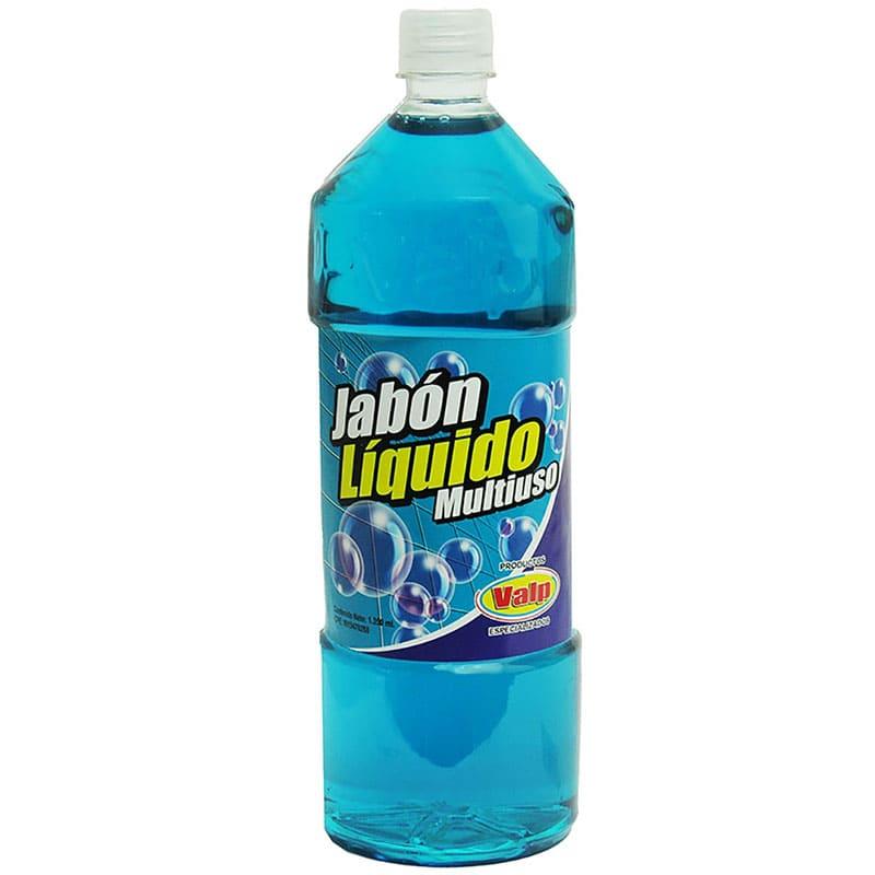 JABON LIQUIDO MULTIUSO VALP 1.35 LT
