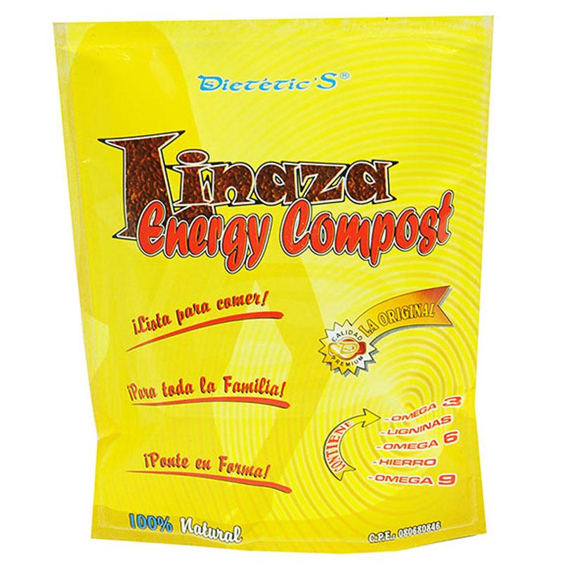 LINAZA DIETETIC'S ENERGY 300 GR