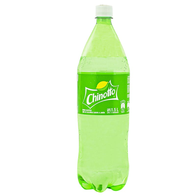 Refresco CHINOTTO SIN CALORIAS 1,5 LITRO