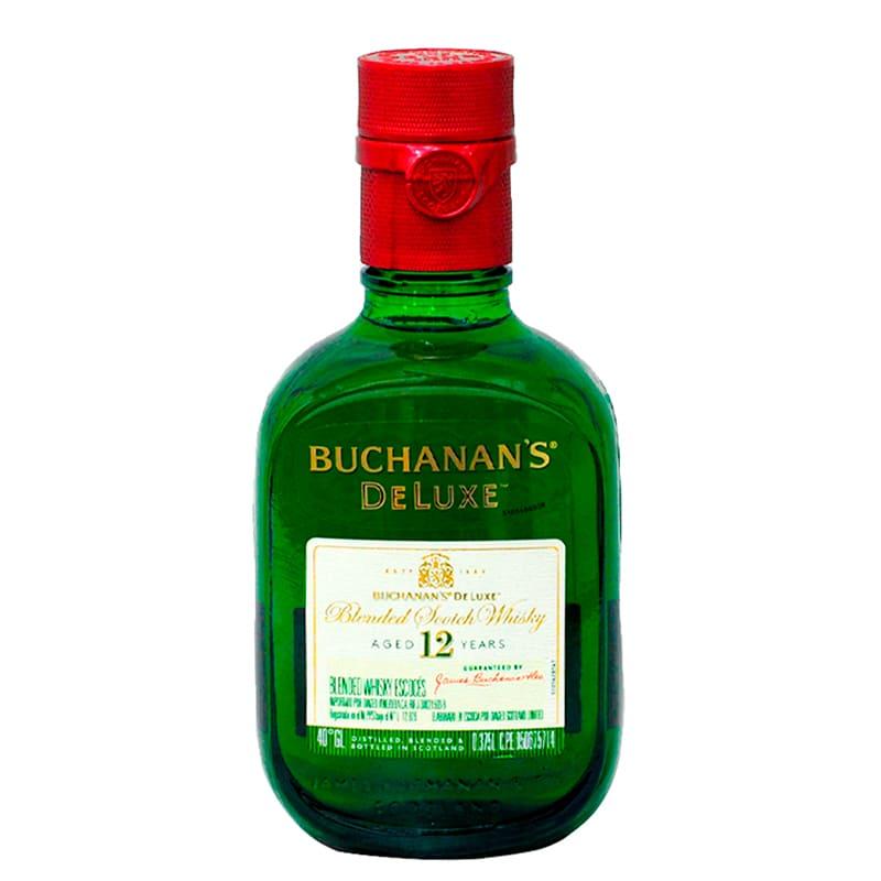 WHISKY BUCHANANS 12 AÑOS 0.375 ML