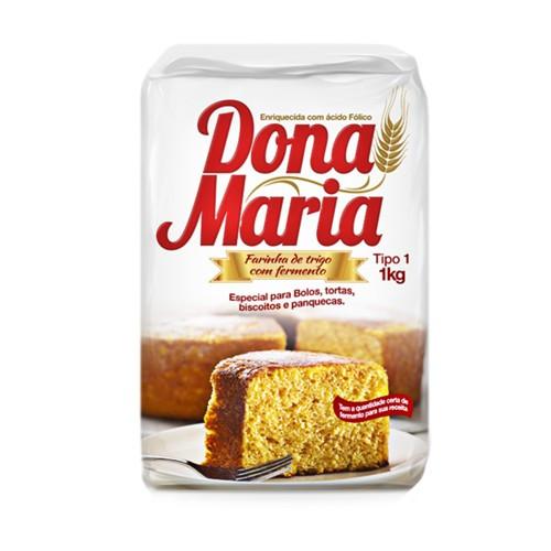 HARINA DE TRIGO DOÑA MARIA 1 KG