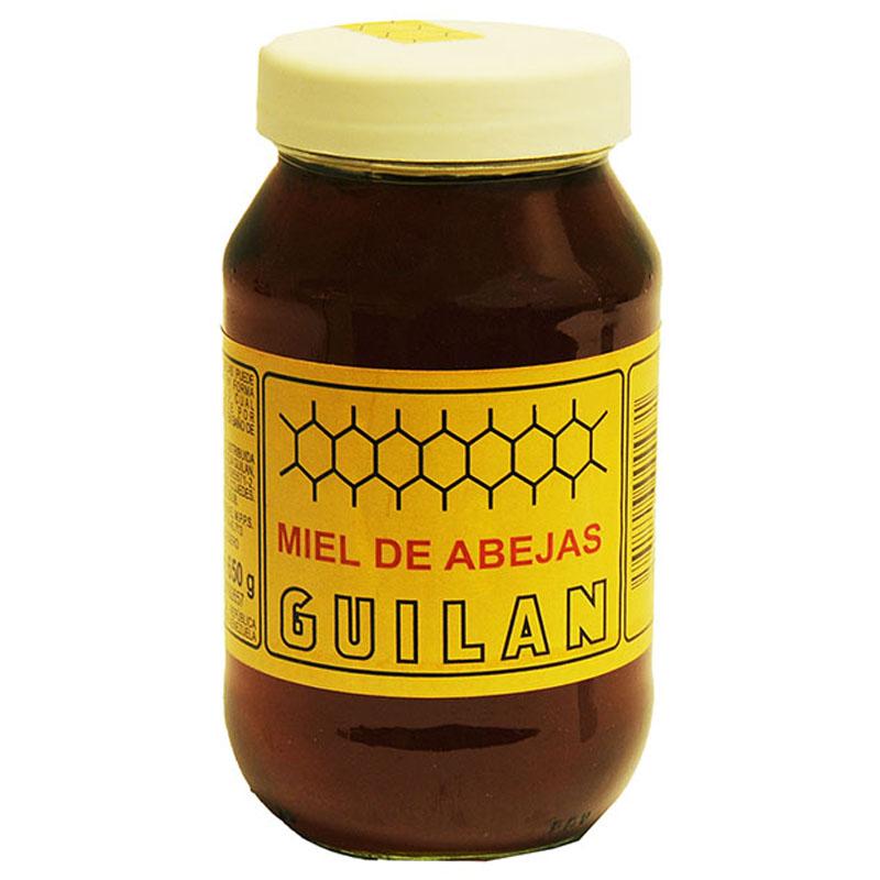 GUILAN MIEL ABEJAS 650G