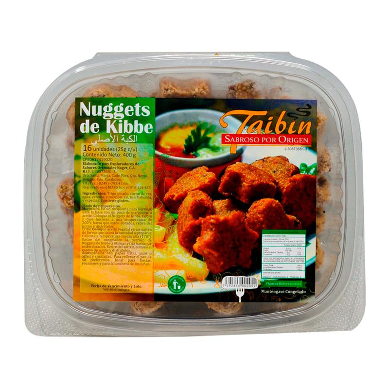 NUGGETS DE KIBBE 400 GR
