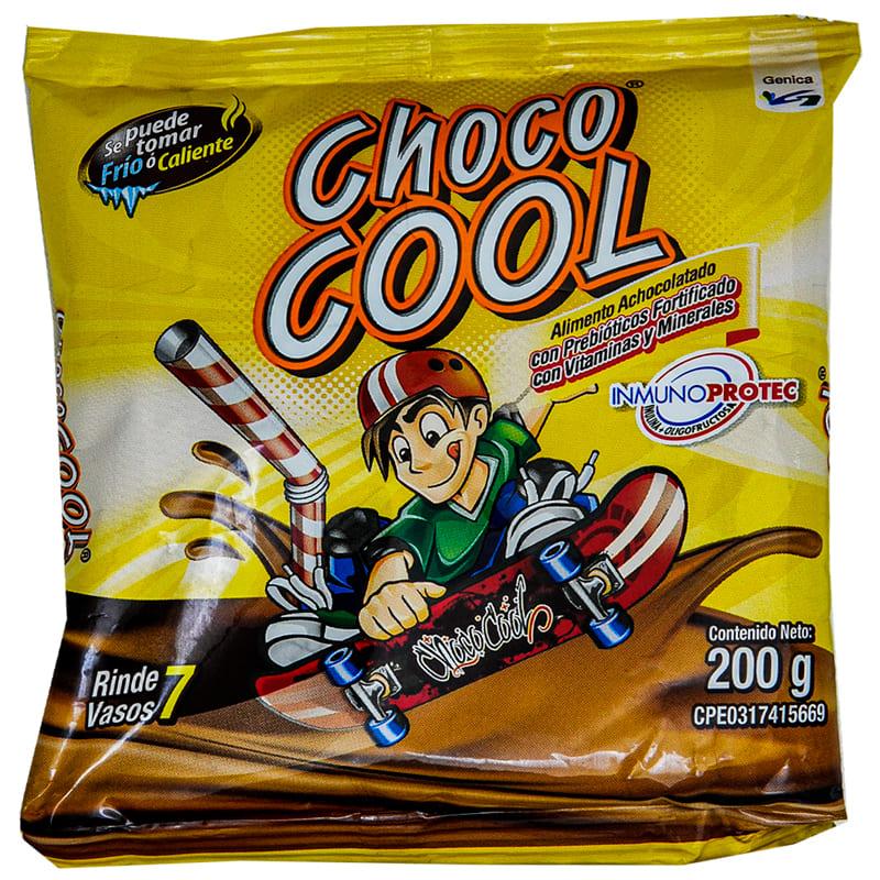 ALIMENTO ACHOCOLATADO CHOCO COOL 200G