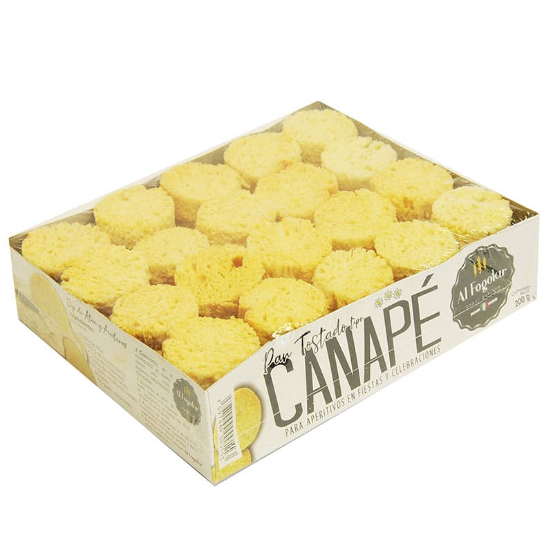 PAN CANAPE FOGOLAR 200 GR