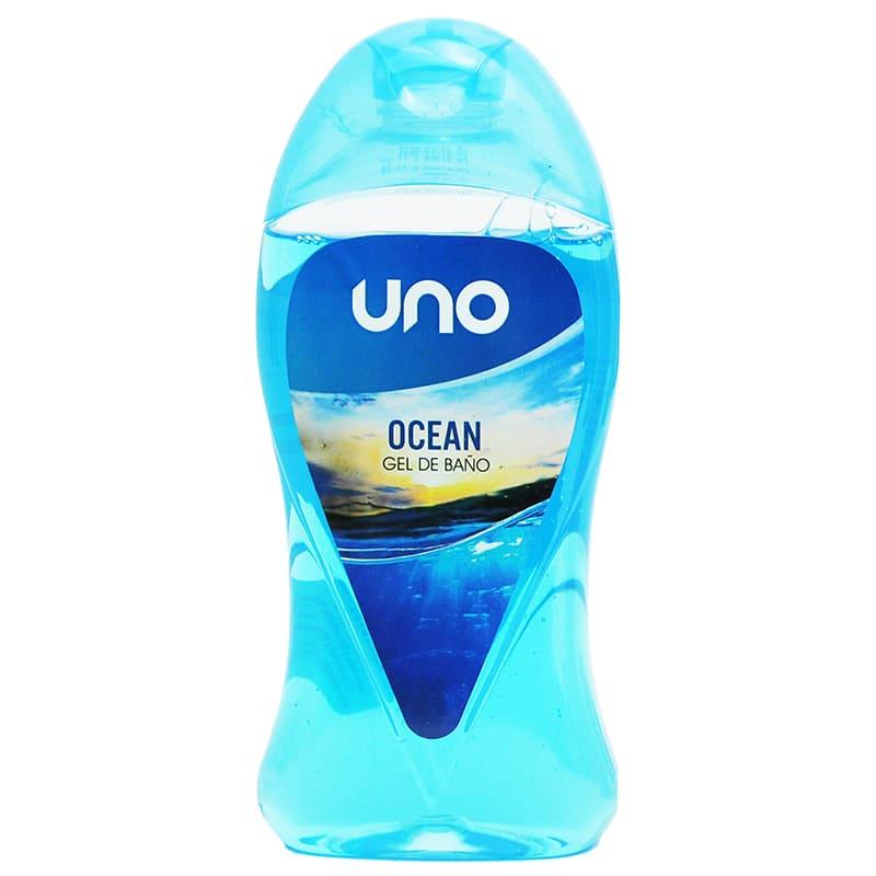 GEL DE BAÑO UNO OCEAN 330 ML