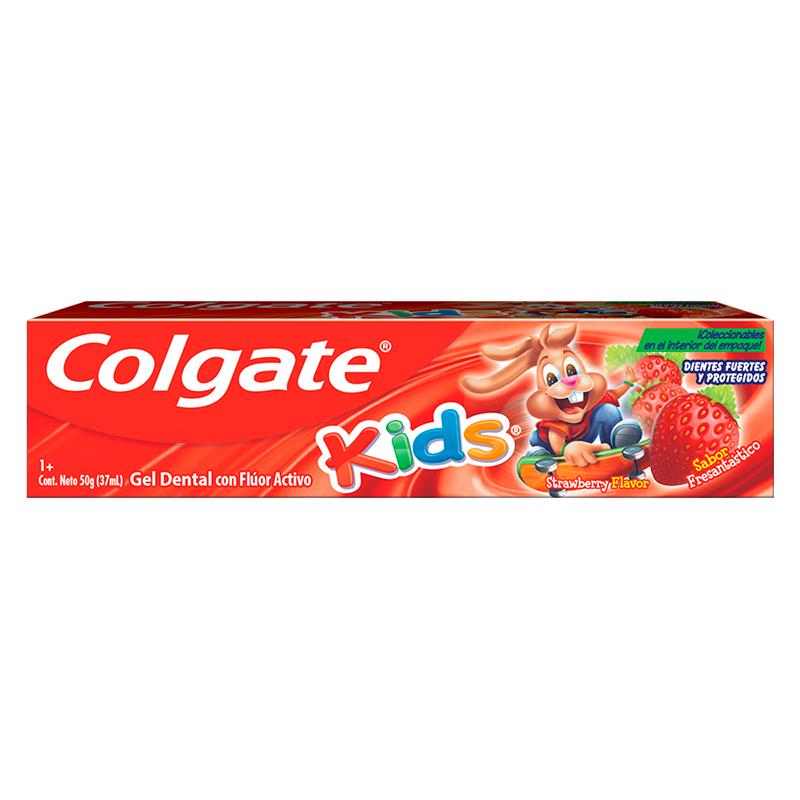 CREMA DENTAL COLGATE KIDS FRESA 50 GR