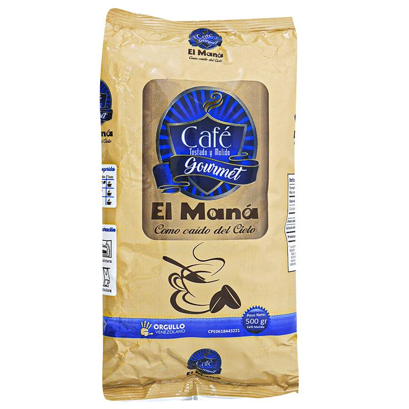 CAFÉ GOURMET EL MANÁ 500 GR