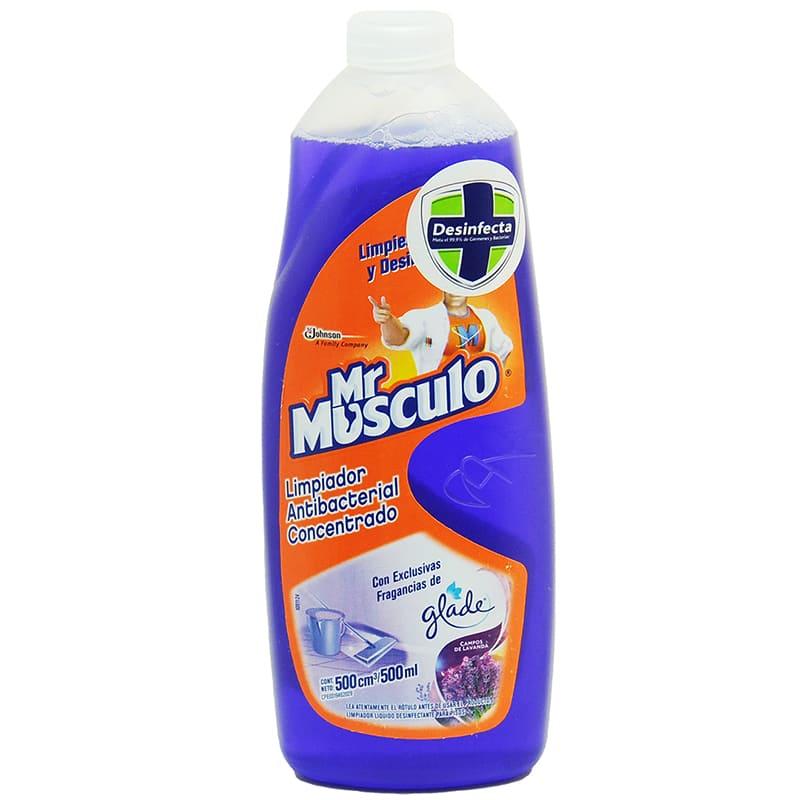 DESINFECTANTE MR. MUSCULO LAVANDA 500 ML