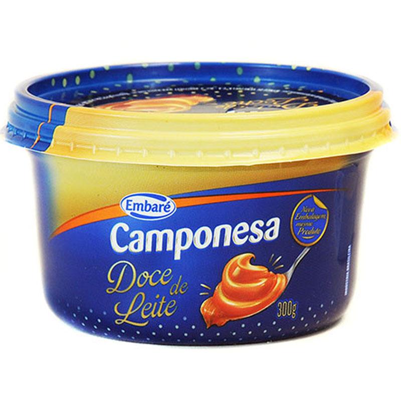 DULCE DE LECHE CAMPONESA 300 GR