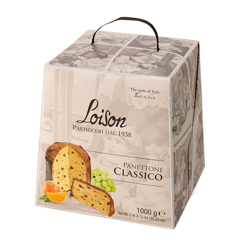 PANETTONE CLASICO LOISON 500 GR