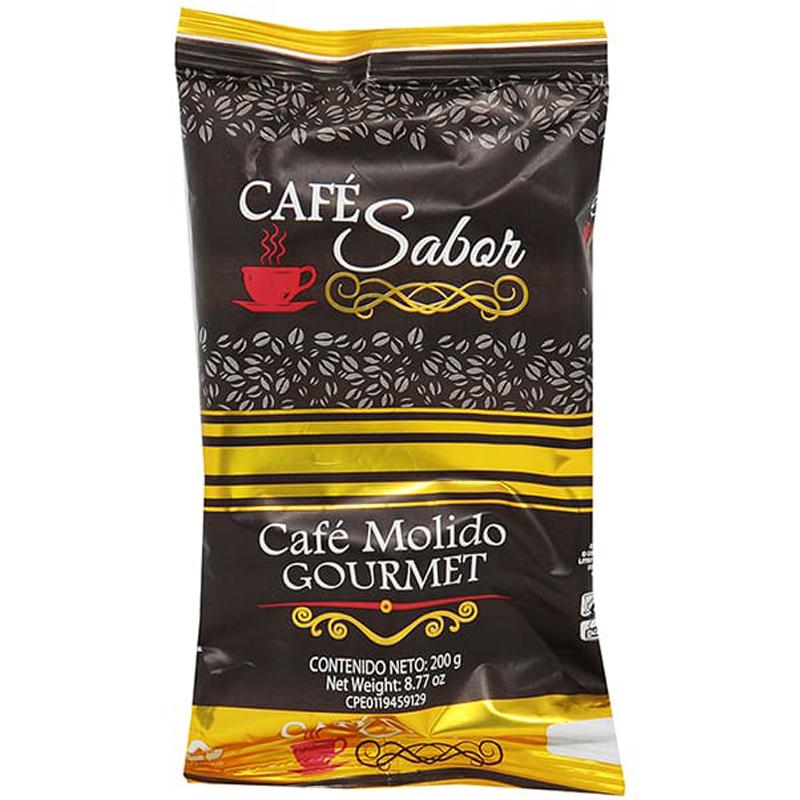 CAFÉ MOLIDO GOURMET SABOR 200 GR