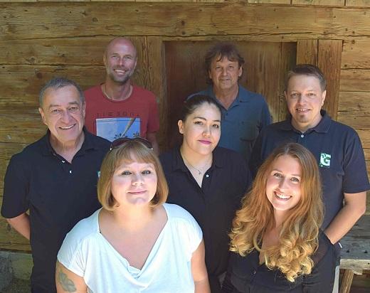 Globalsped International GmbH Team