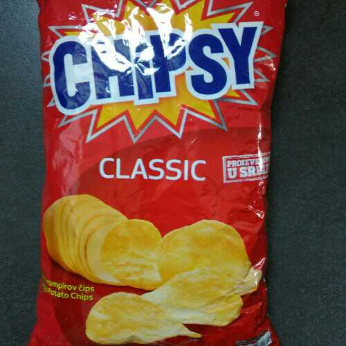 Chipsy classic